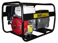 Сварочный генератор WAY-energy ACXN 200